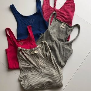 Bundle of 5 Tank Tops